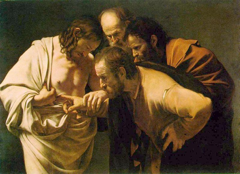 Caravaggio-thomas